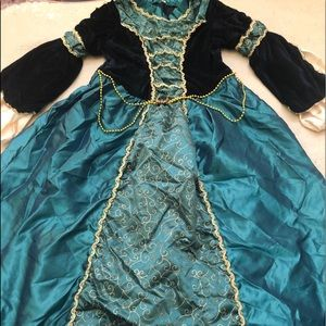 Other - Girl's Medieval Dress Costume